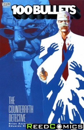 100 Bullets Volume 5 The Counterfifth Detective Graphic Novel