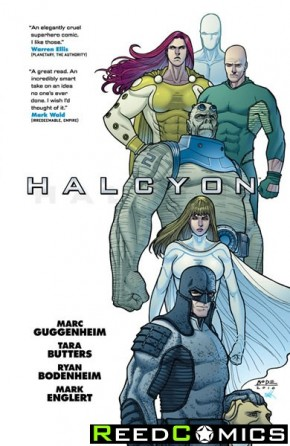 Halcyon Graphic Novel