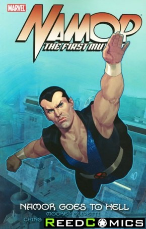Namor First Mutant Volume 2 Namor Goes To Hell Graphic Novel