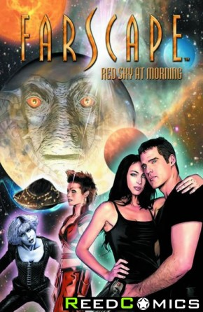 Farscape Volume 5 Red Sky At Morning Graphic Novel
