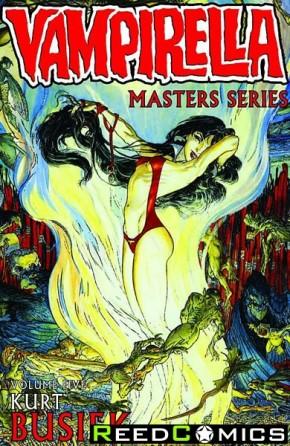 Vampirella Masters Series Volume 5 Kurt Busiek Graphic Novel