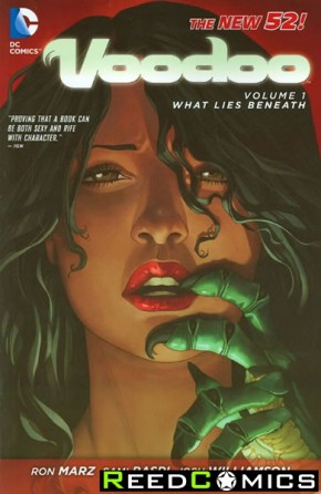 Voodoo Volume 1 What Lies Beneath Graphic Novel