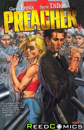 Preacher Book 2 Graphic Novel