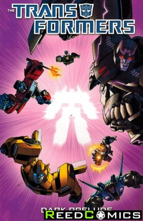Transformers Dark Prelude Graphic Novel