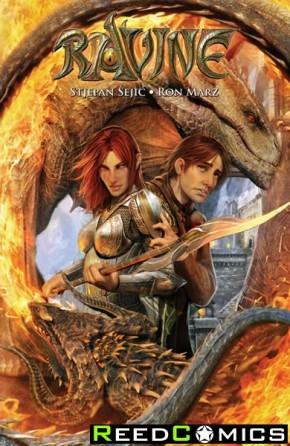 Ravine Volume 2 Graphic Novel