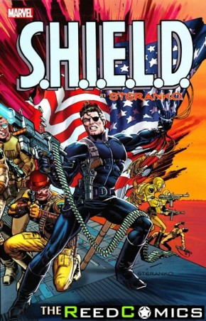 SHIELD by Steranko Complete Collection Graphic Novel