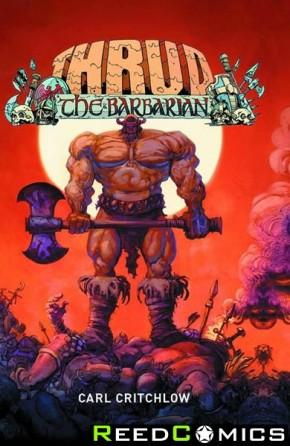 Thrud The Barbarian Hardcover