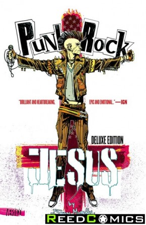 Punk Rock Jesus Deluxe Edition Hardcover