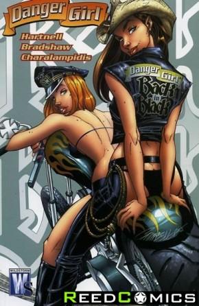 Danger Girl Back in Black Graphic Novel