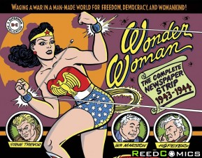 Wonder Woman Complete Newspaper Dailies Volume 1 Hardcover