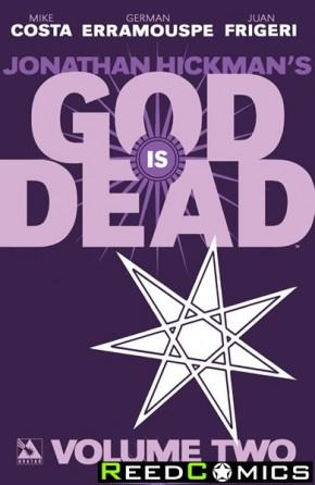 God is Dead Volume 2 Graphic Novel
