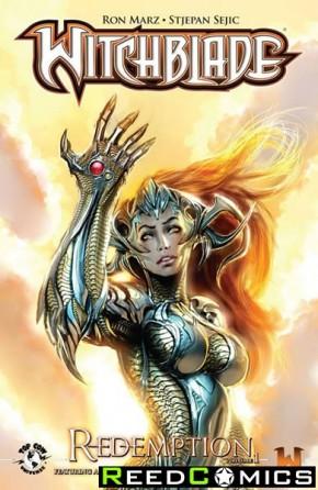 Witchblade Redemption Volumes 1-4 Graphic Novels Set