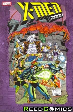 X-Men 2099 Volume 1 Graphic Novel