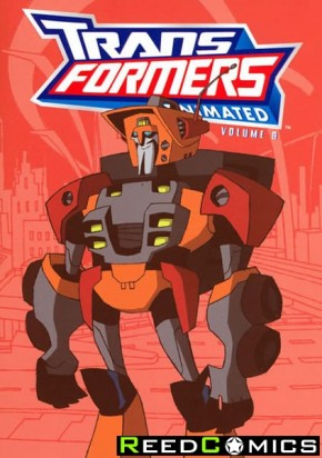 Transformers Animated Cartoon Volume 9 Graphic Novel