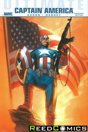 Ultimate Comics Captain America Premiere Hardcover