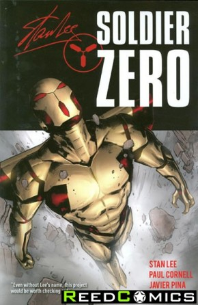 Stan Lees Soldier Zero Volume 1 One Small Step For Man Graphic Novel
