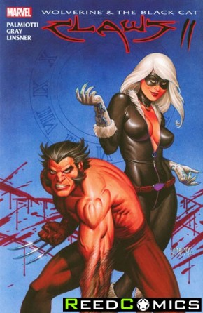 Wolverine and Black Cat Claws 2 Graphic Novel