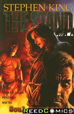 The Stand Volume 3 Soul Survivors Graphic Novel