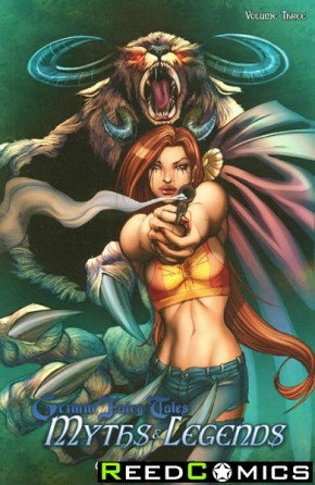 Grimm Fairy Tales Myths and Legends Volume 3 Graphic Novel