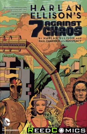7 Against Chaos by Harlan Ellison Hardcover