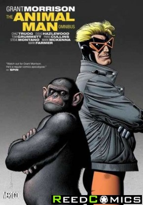 Animal Man Omnibus Hardcover