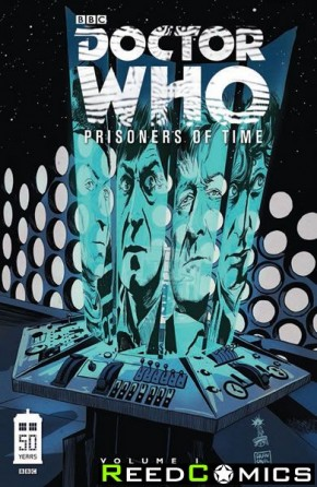 Doctor Who Prisoners of Time Volume 1 Graphic Novel