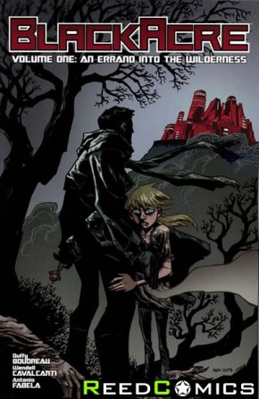 Blackacre Volume 1 Graphic Novel