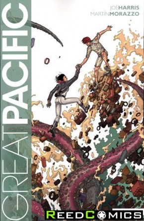 Great Pacific Volume 1 Trashed Graphic Novel