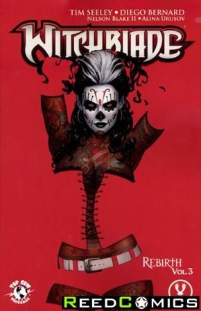 Witchblade Rebirth Volume 3 Graphic Novel