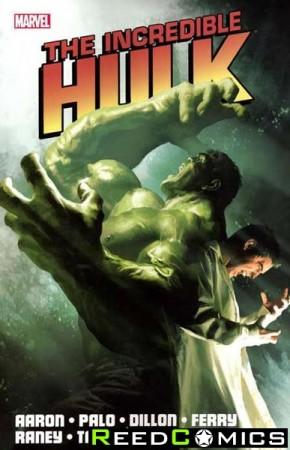 Incredible Hulk by Jason Aaron Volume 2 Graphic Novel