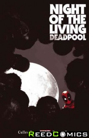 Night of the Living Deadpool Graphic Novel