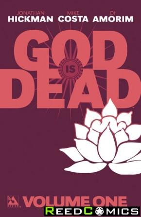 God is Dead Volume 1 Graphic Novel