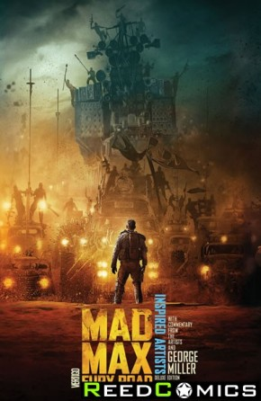Mad Max Fury Road Inspired Artists Deluxe Edition Hardcovers