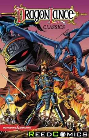 Dragonlance Classics Volume 1 Graphic Novel