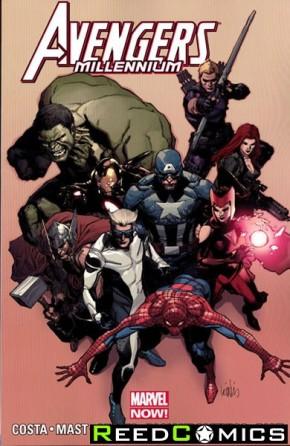 Avengers Millennium Graphic Novel