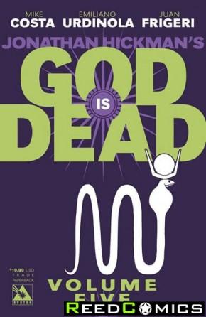 God is Dead Volume 5 Graphic Novel