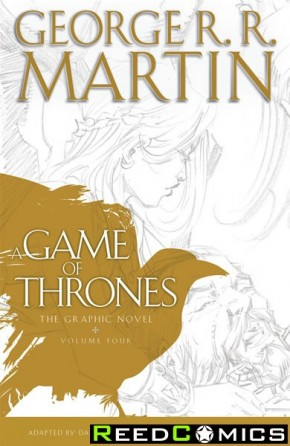 Game of Thrones Volume 4 Hardcover