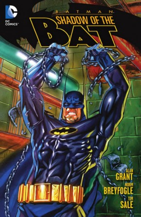 Batman Shadow of the Bat Volume 1 Graphic Novel