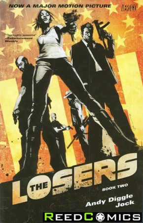 The Losers Book 2 Graphic Novel