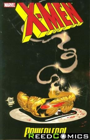 X-Men Powerless Graphic Novel