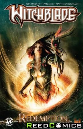 Witchblade Redemption Volume 3 Graphic Novel