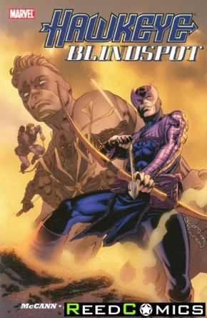 Hawkeye Blindspot Graphic Novel