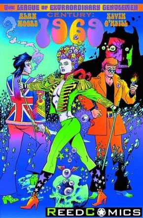 League of Extraordinary Gentlemen Century #2 1969 Graphic Novel