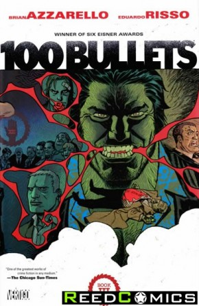 100 Bullets Book 3 Hardcover