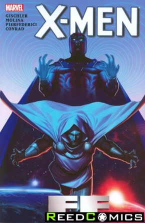 X-Men FF Graphic Novel