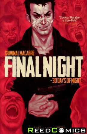 Criminal Macabre Final Night 30 Days of Night Xover Graphic Novel
