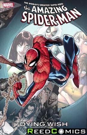 Amazing Spiderman Dying Wish Graphic Novel