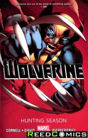 Wolverine Volume 1 Hunting Season Graphic Novel