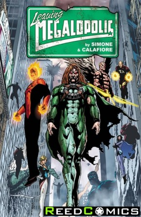 Leaving Megalopolis Hardcover