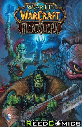 World of Warcraft Bloodsworn Graphic Novel